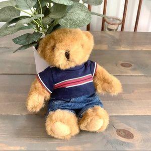 5/$25 Vintage Tender Heart Treasures Teddy Bear